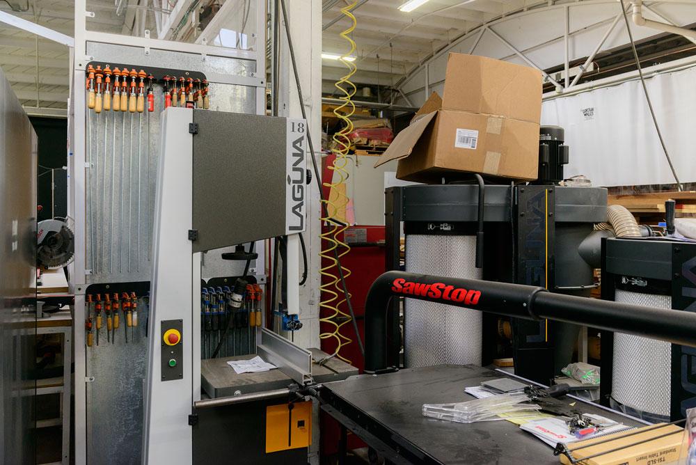 Make Work Space equipment
